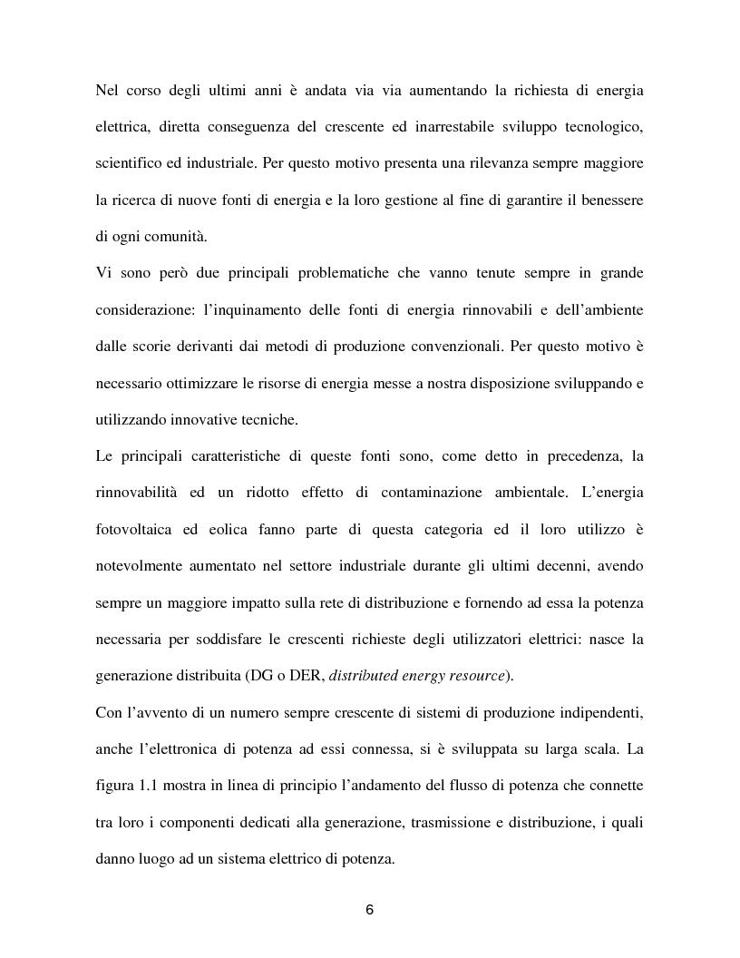 Anteprima della tesi: Reti a generazione distribuita ''iniezione DC'', Pagina 4
