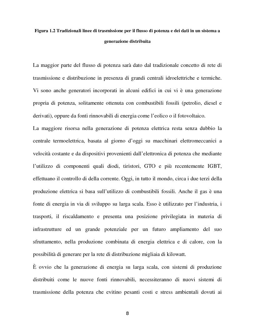 Anteprima della tesi: Reti a generazione distribuita ''iniezione DC'', Pagina 6