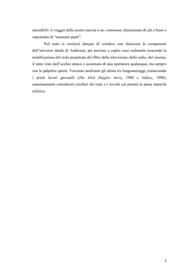 Anteprima della tesi: Il cinema di Paul Thomas Anderson, Pagina 2