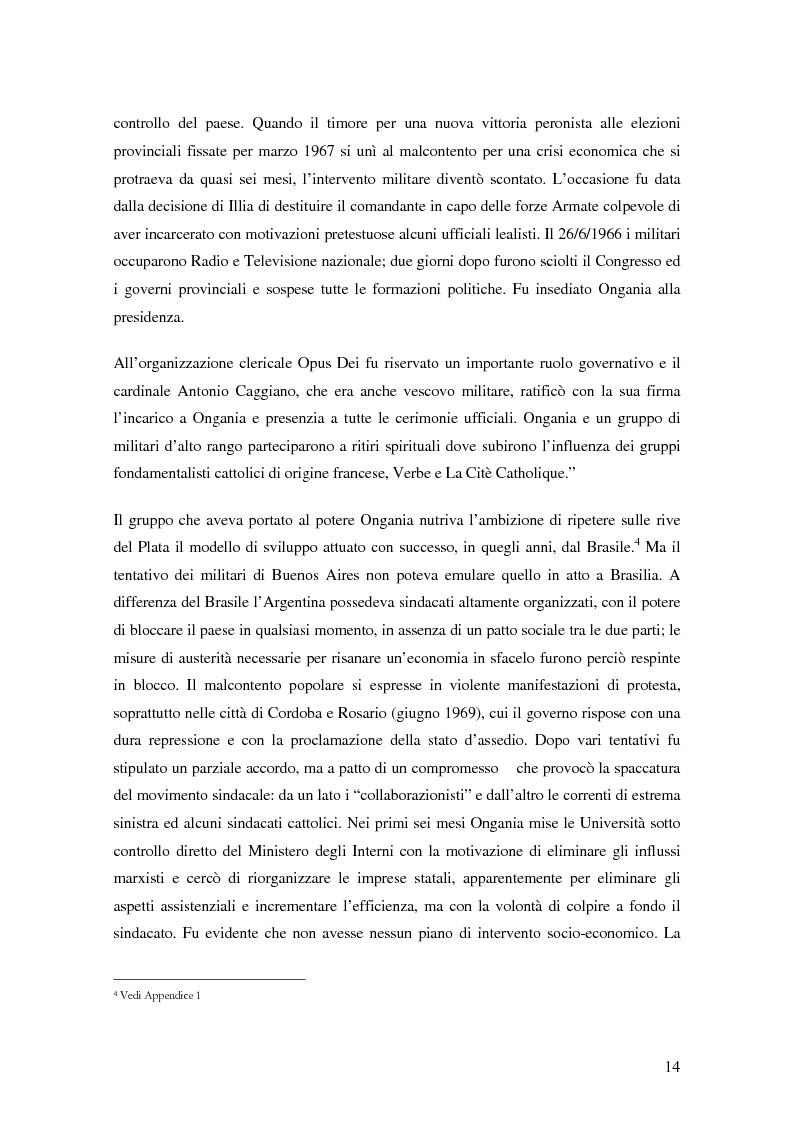 Anteprima della tesi: Il genocidio argentino del 1976/1979 e l'interpretazione arendtiana del caso Eichmann, Pagina 11