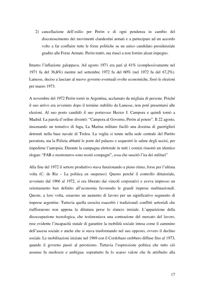 Anteprima della tesi: Il genocidio argentino del 1976/1979 e l'interpretazione arendtiana del caso Eichmann, Pagina 14