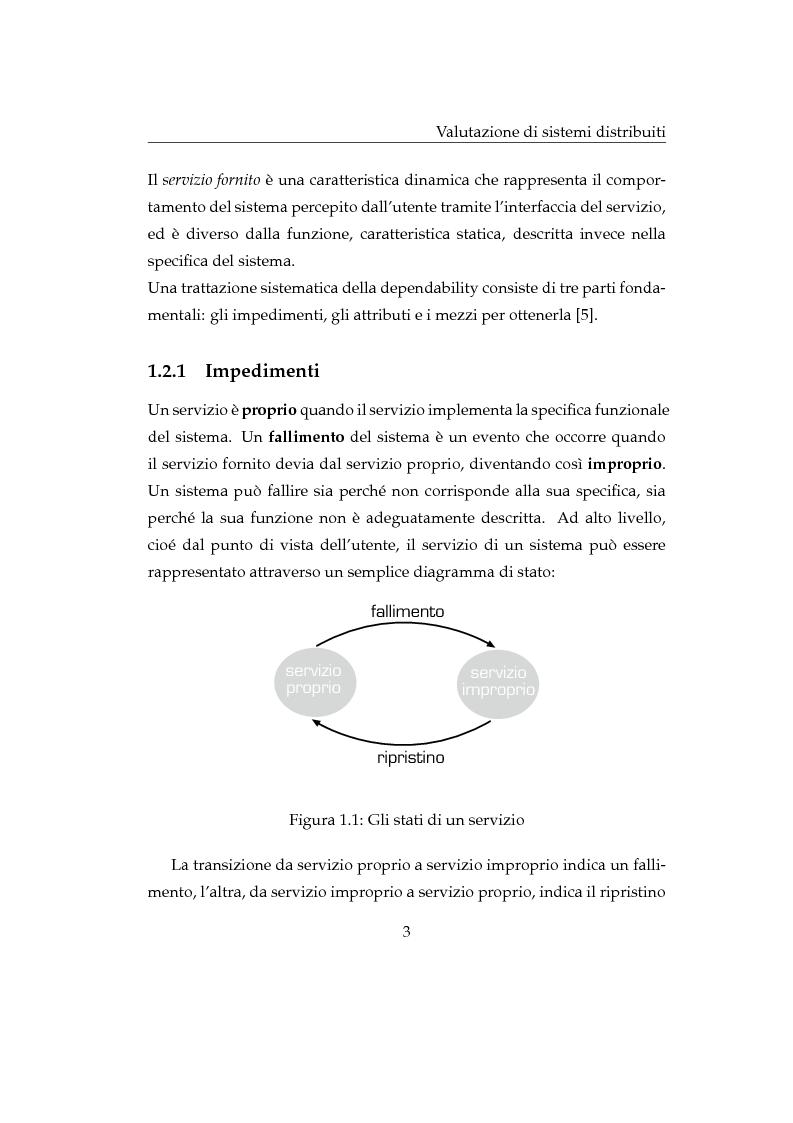 Anteprima della tesi: Valutazione quantitativa della QoS dei servizi applicativi su rete ATN (Aeronautical Telecommunications Network), Pagina 7