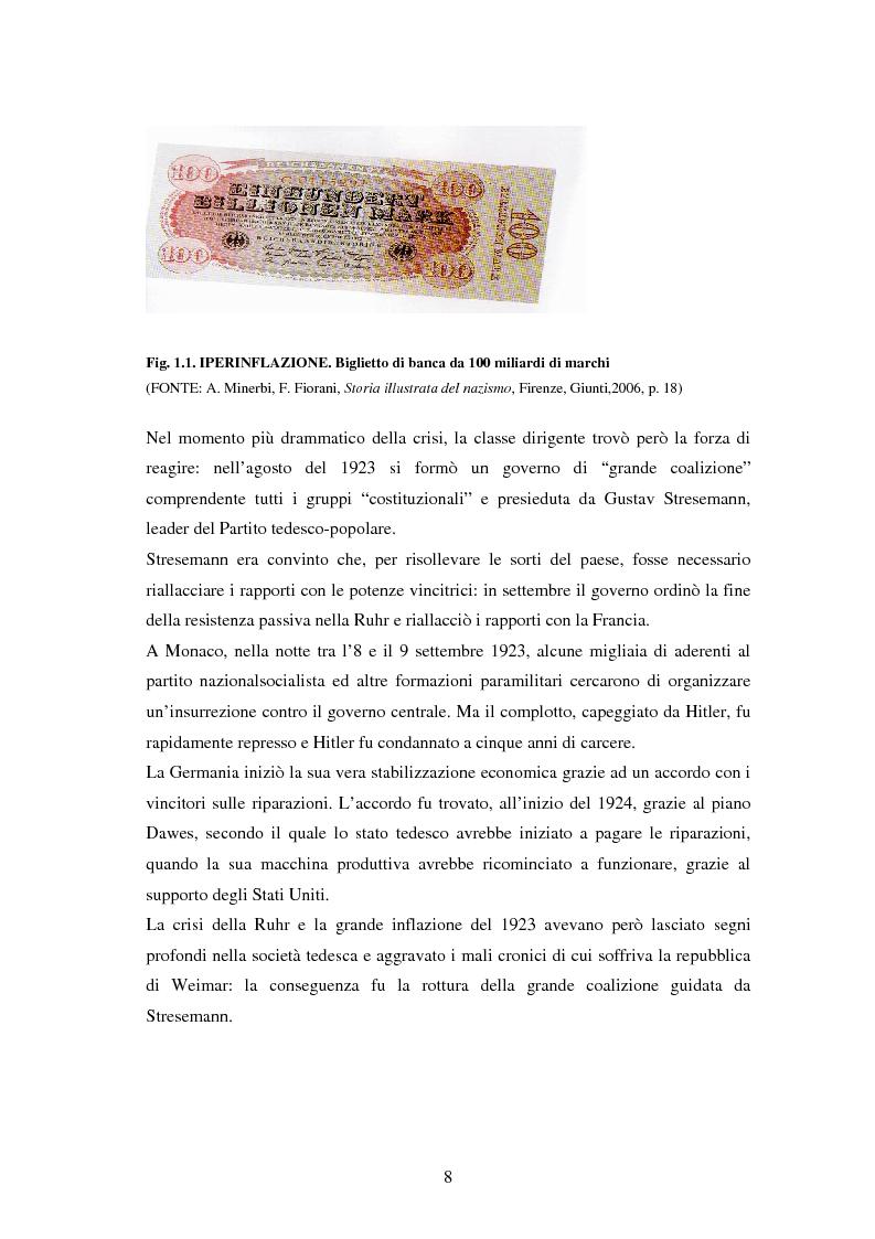 Anteprima della tesi: Il manifesto come strumento della propaganda nazista, Pagina 6