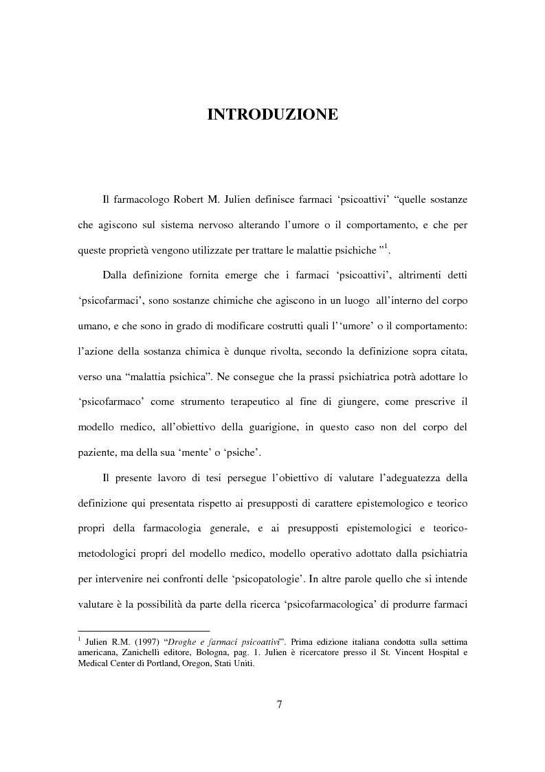 """Il consumo di """"psicofarmaci"""", tra senso scientifico e senso comune: un'indagine esplorativa delle pratiche discorsive ch..."""