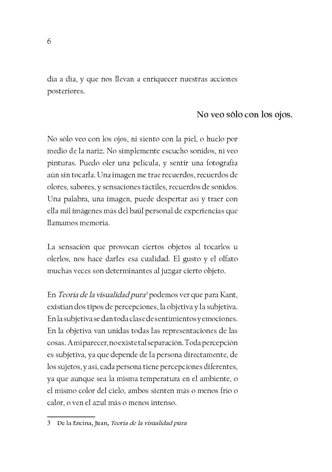 Anteprima della tesi: Con ojos de Arquitecto. Ensayo fotográfico Centro Cultural Estación Indianilla (Con occhi d'architetto. Saggio fotografico Centro Culturale Estación Indianilla), Pagina 6