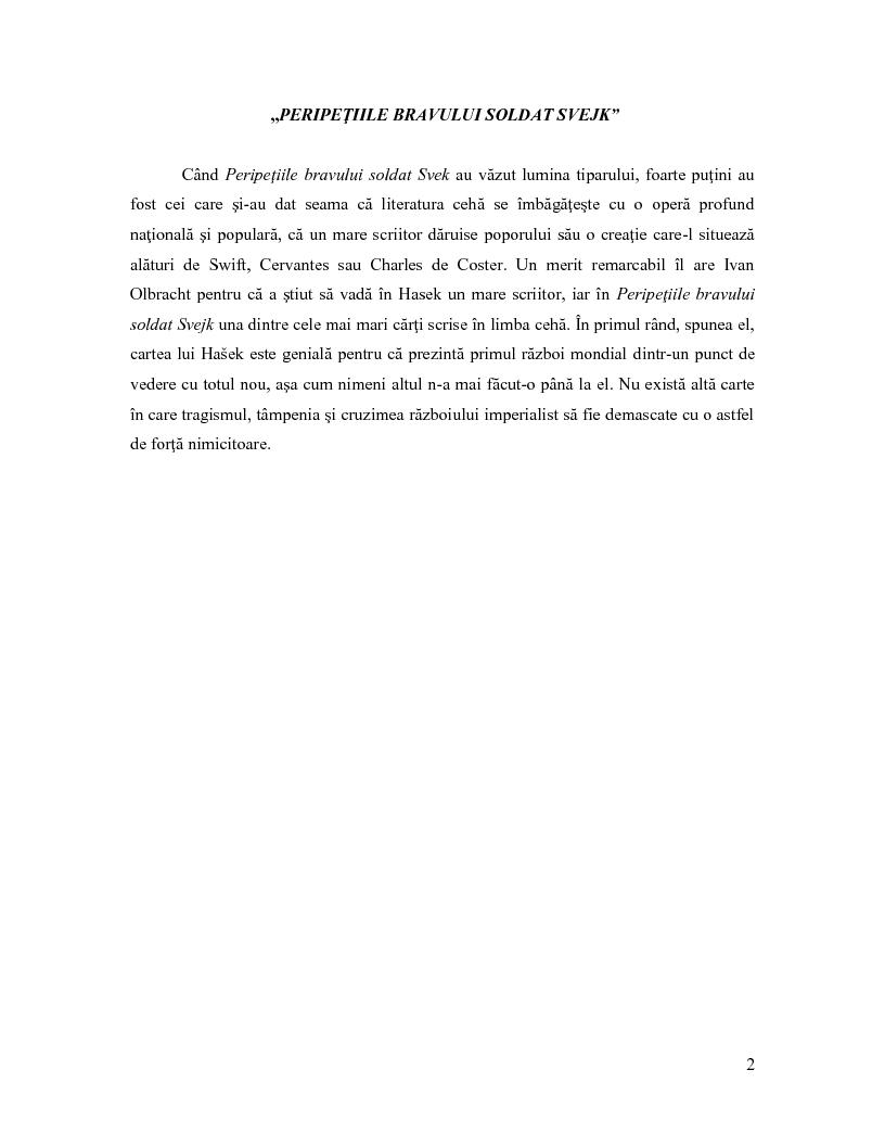 Anteprima della tesi: Scriitori Și Artisti Reprezentativi Din Secolele XIX Și XX - analiza operelor lor majore –, Pagina 1