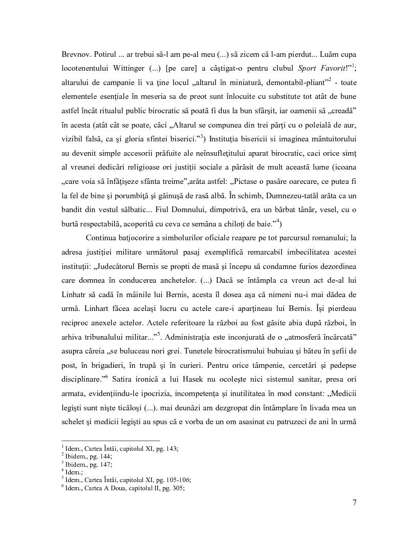 Anteprima della tesi: Scriitori Și Artisti Reprezentativi Din Secolele XIX Și XX - analiza operelor lor majore –, Pagina 6