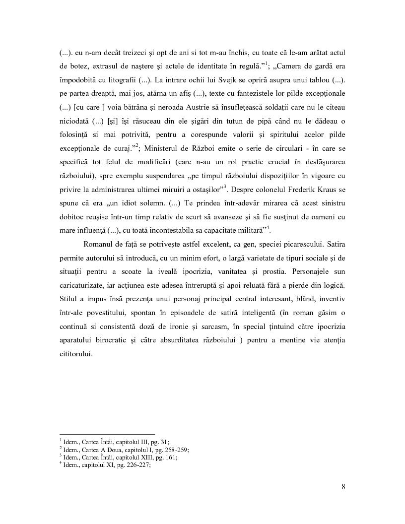 Anteprima della tesi: Scriitori Și Artisti Reprezentativi Din Secolele XIX Și XX - analiza operelor lor majore –, Pagina 7