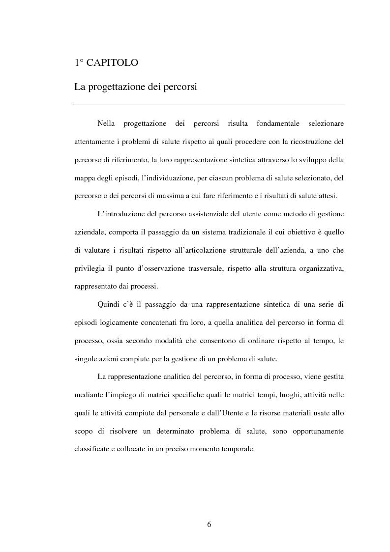 Anteprima della tesi: L'infermiere nei processi assistenziali per la promozione alla salute in ambito chirurgico, Pagina 4