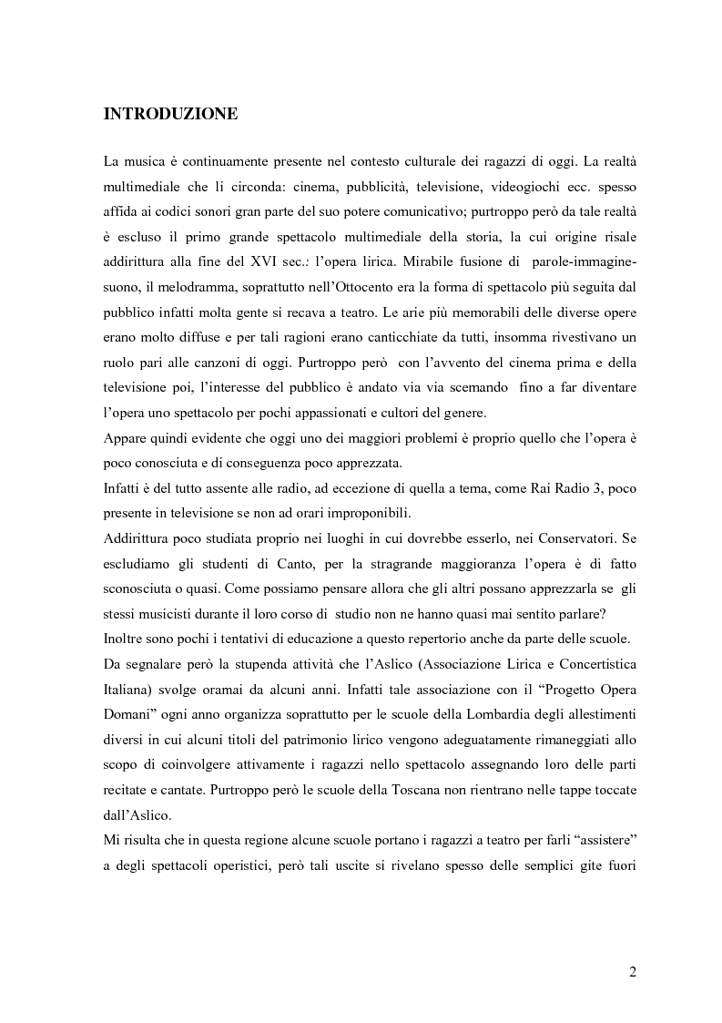 Anteprima della tesi: Personaggi in musica, Pagina 1