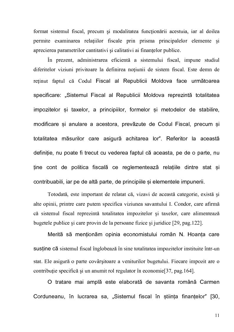 Anteprima della tesi: Impozitele indirecte şi orientările de reformare a acestora in vederea sustinerii activitatii intreprinderilor industriale, Pagina 9