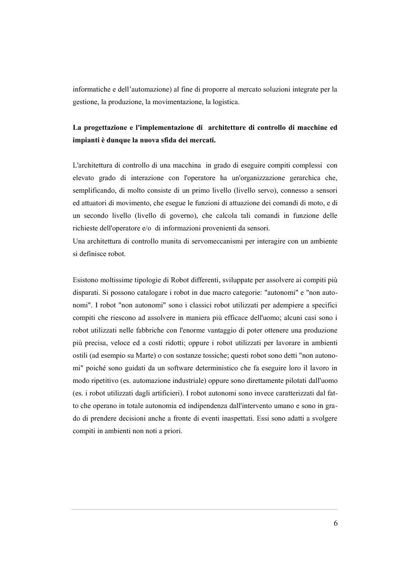 Anteprima della tesi: RTARM: una architettura in tempo reale, scalabile e ad alta affidabilità per la robotica e la meccatronica, Pagina 2