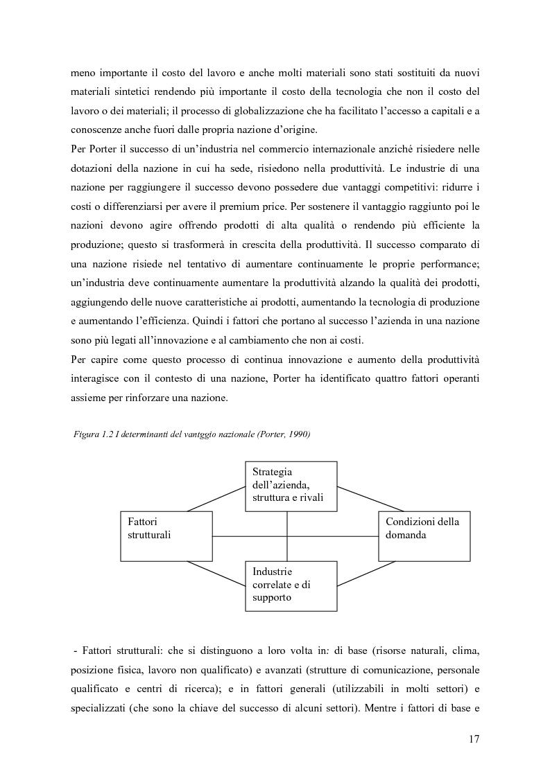 Anteprima della tesi: Il coordinamento della supply chain globalizzata, Pagina 10