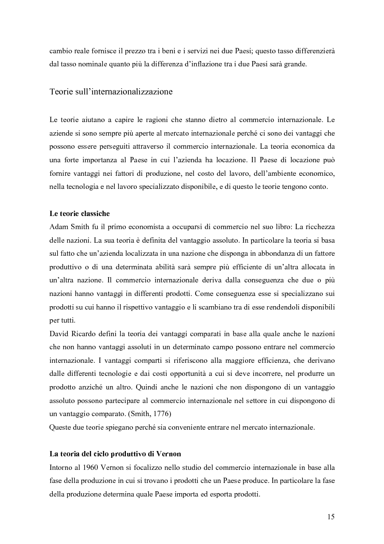 Anteprima della tesi: Il coordinamento della supply chain globalizzata, Pagina 8