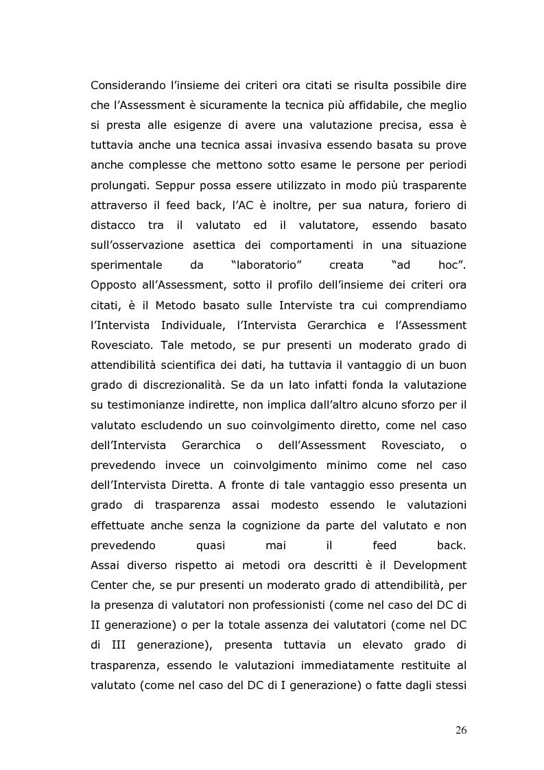 Estratto dalla tesi: Il sistema di valutazione I.N.A.I.L.