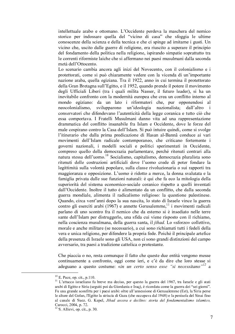 Anteprima della tesi: L'Islam in Europa - Il caso del Belgio, Pagina 4