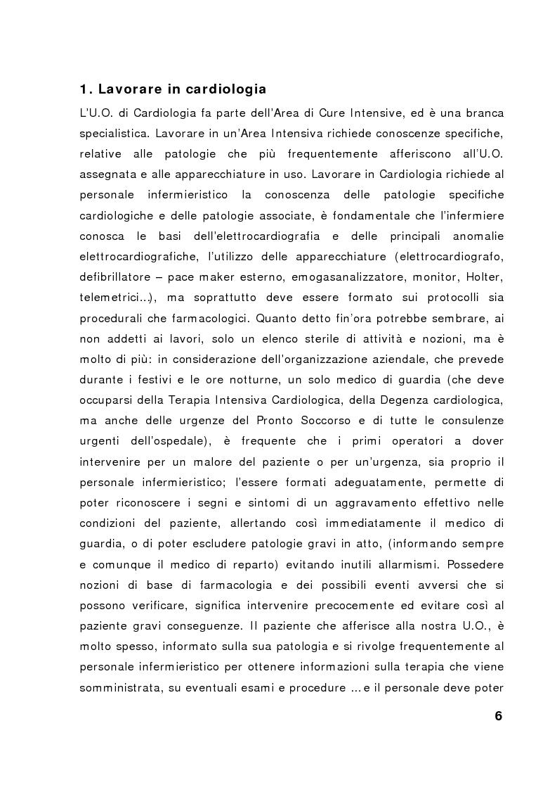 Anteprima della tesi: Nuove frontiere nella formazione in ambito cardiologico, Pagina 4