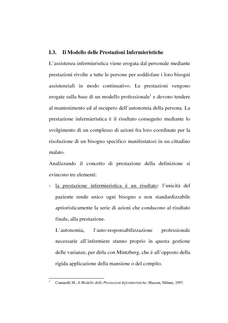 Costruzione di un sistema informativo atto al monitoraggio dell'indice di complessit� assistenziale infermieristica ai f...