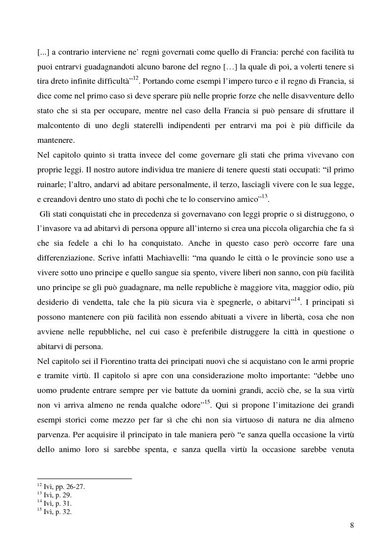 Estratto dalla tesi: Politica e utopia tra Machiavelli e Campanella
