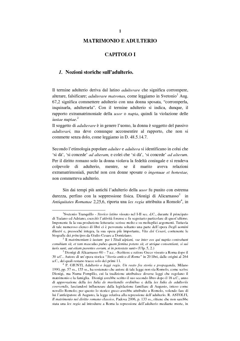 Matrimonio Diritto Romano Simone : Matrimonio e adulterio tesi di laurea