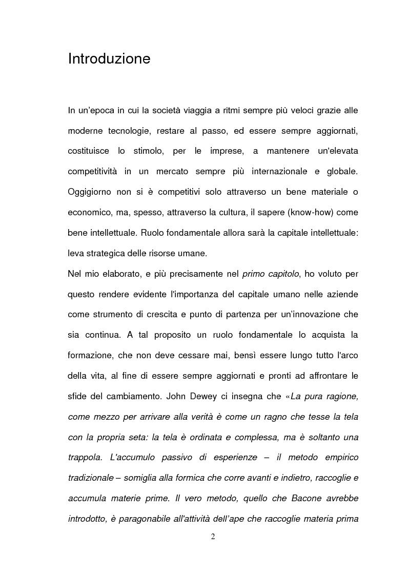 Anteprima della tesi: My Work: un'esperienza di telelavoro, Pagina 1
