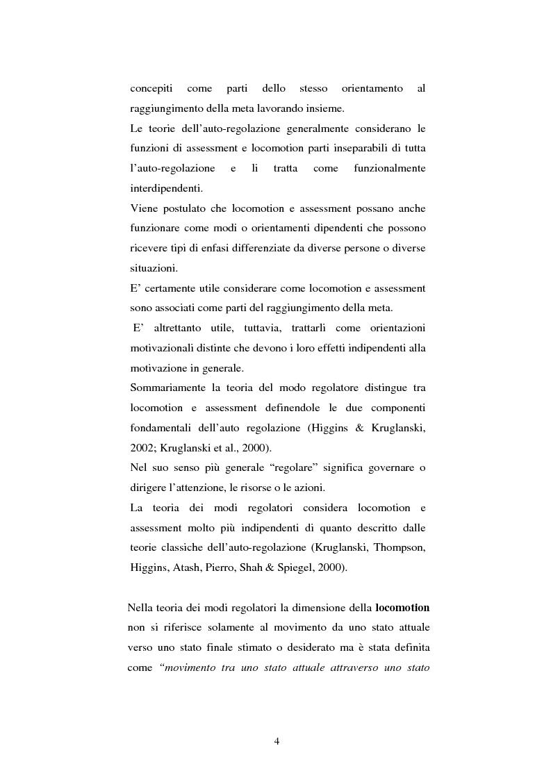 Anteprima della tesi: Modi regolatori e negoziazione, Pagina 2