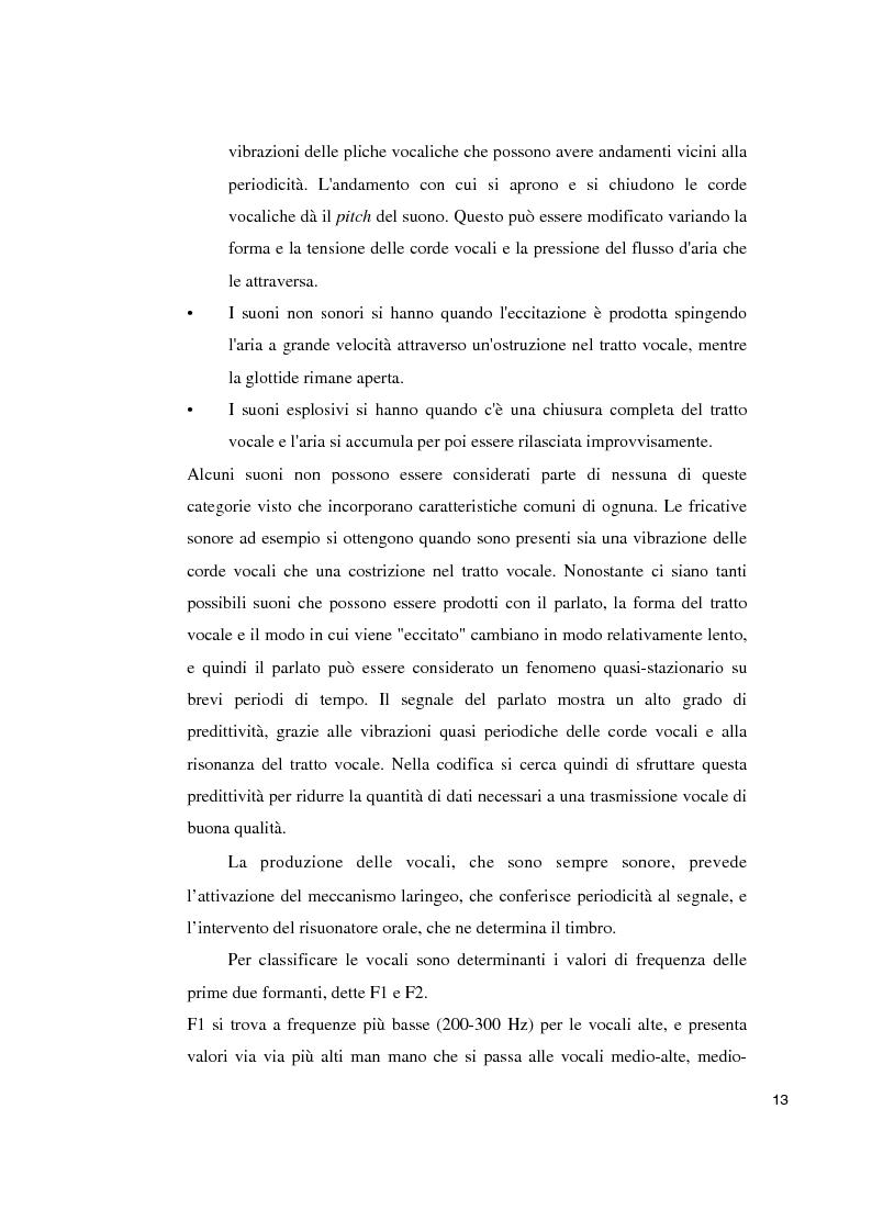 Anteprima della tesi: Studi sperimentali sulla percezione dell'accento straniero, Pagina 9