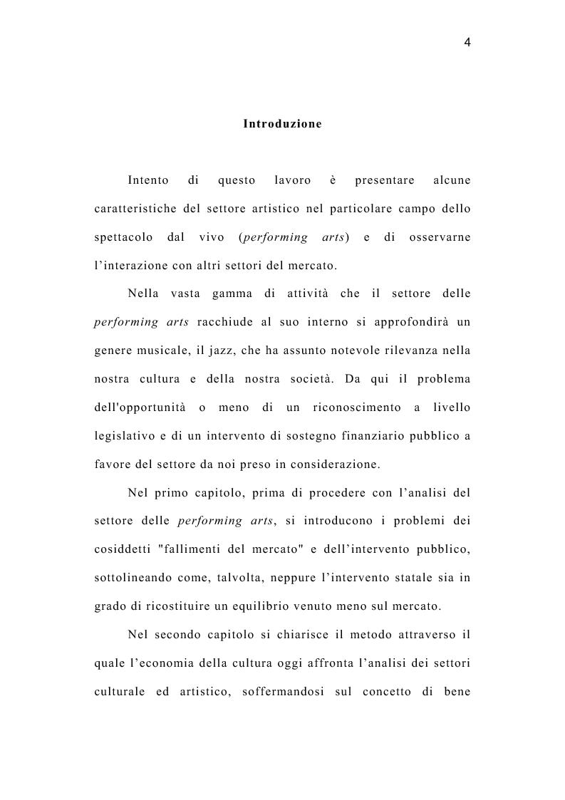 Baumol thesis