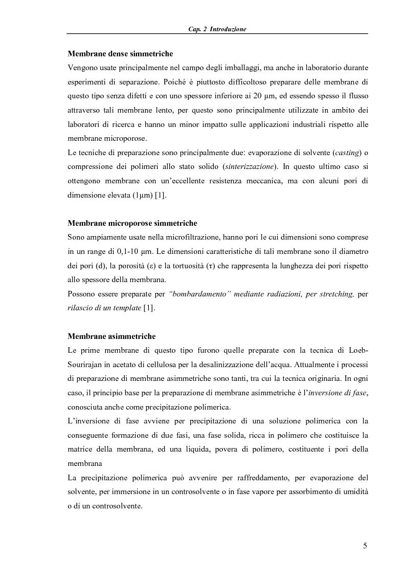 Anteprima della tesi: Preparazione e caratterizzazione di nuovi sistemi polimerici per il rilascio controllato di farmaci, Pagina 5