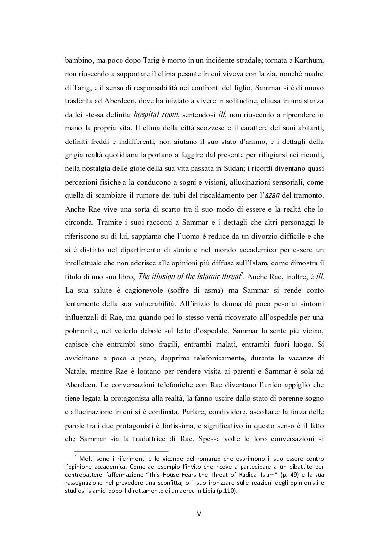 Anteprima della tesi: The Translator di Leila Aboulela: lo sguardo dell'Oriente sull'Occidente, Pagina 3