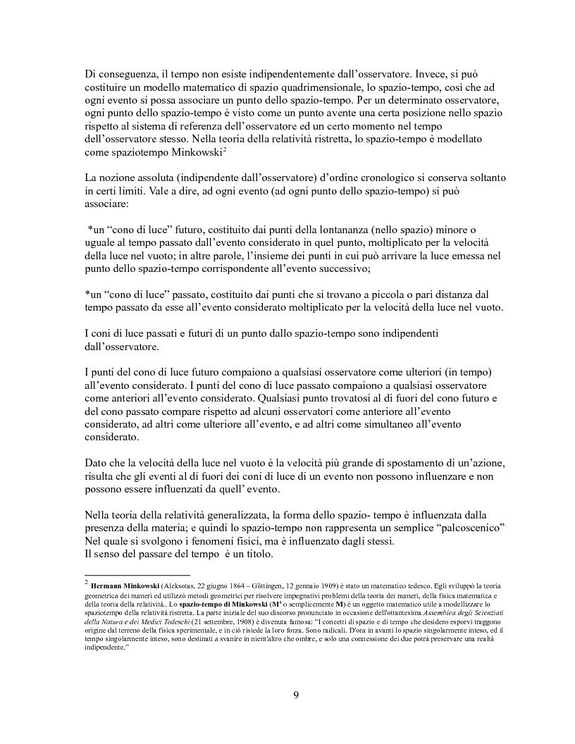 Anteprima della tesi: Pensieri unidirezionali - La guarigione, Pagina 2