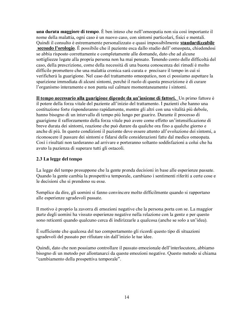 Anteprima della tesi: Pensieri unidirezionali - La guarigione, Pagina 7