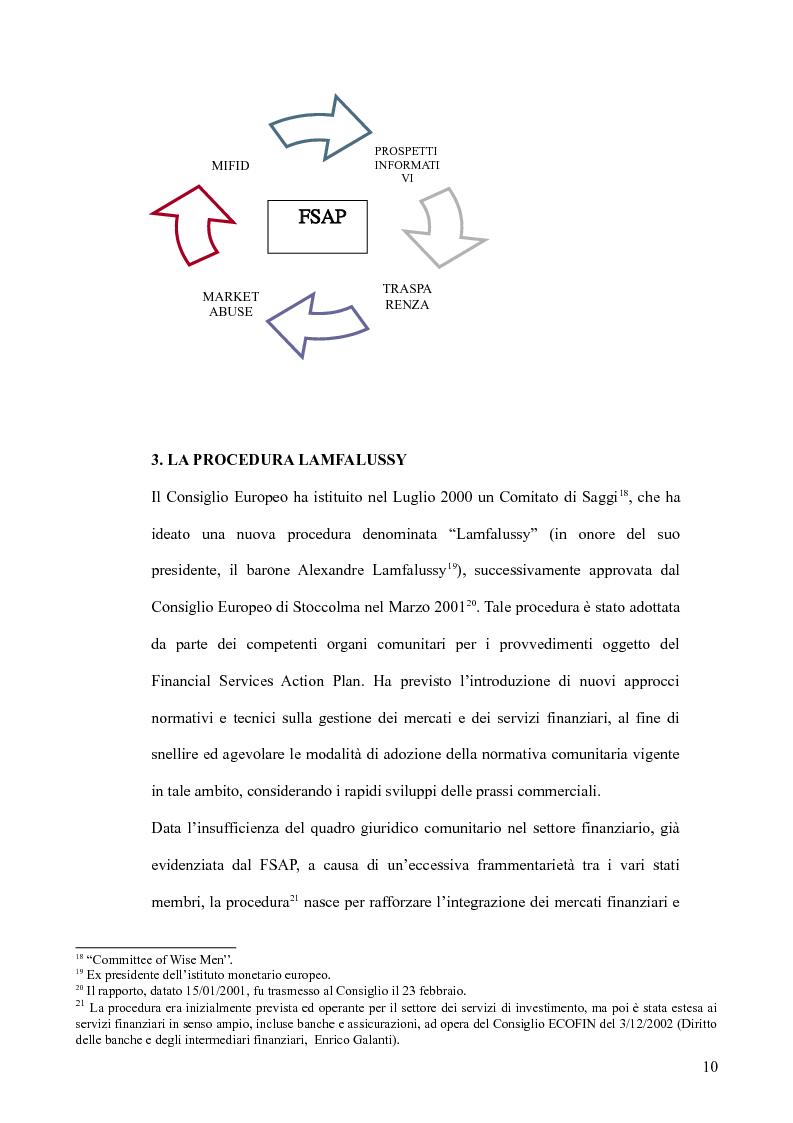 Anteprima della tesi: Il MiFID, Pagina 8