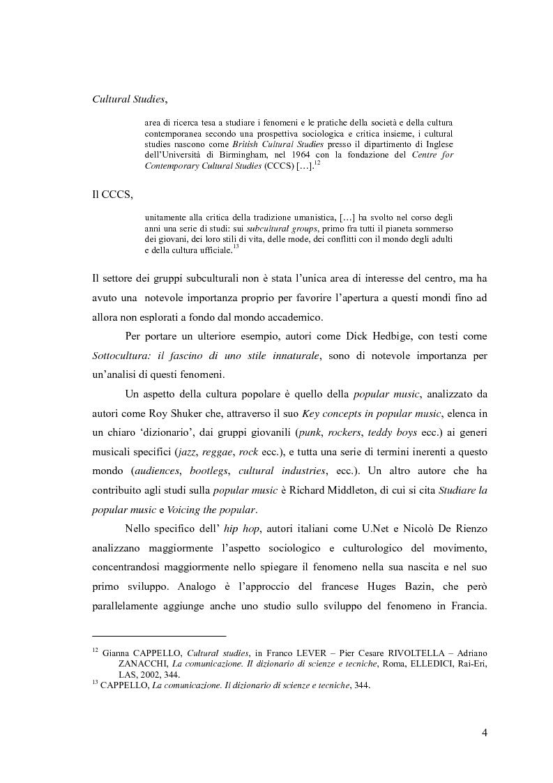 Anteprima della tesi: La breakdance, un linguaggio del corpo nell'hip hop, Pagina 3