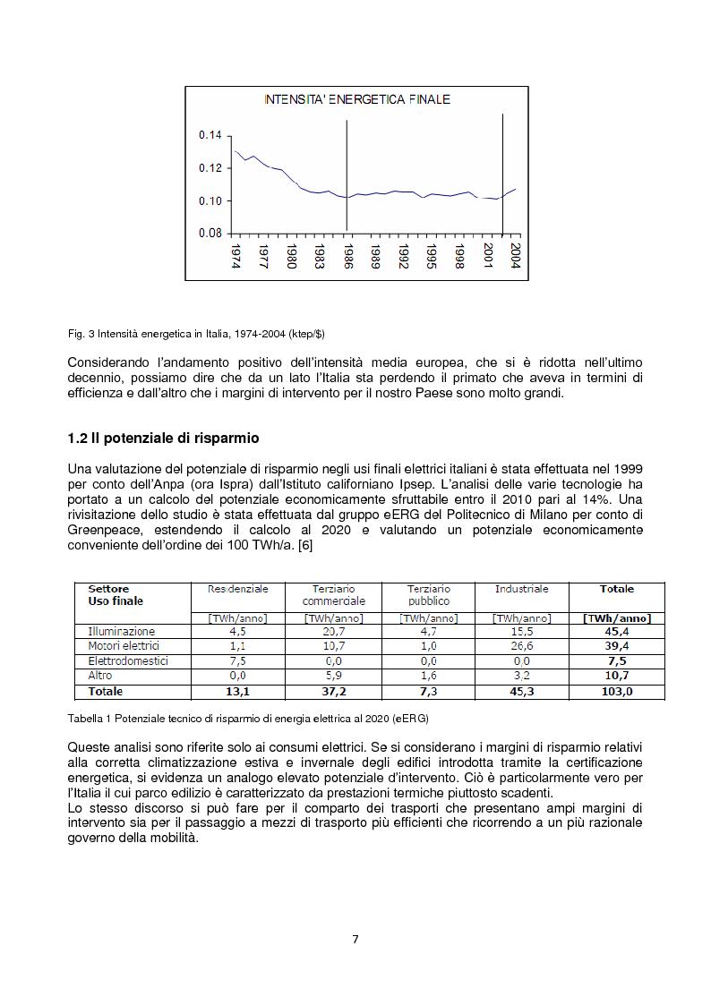 Anteprima della tesi: La certificazione energetica in Emilia-Romagna, Pagina 5