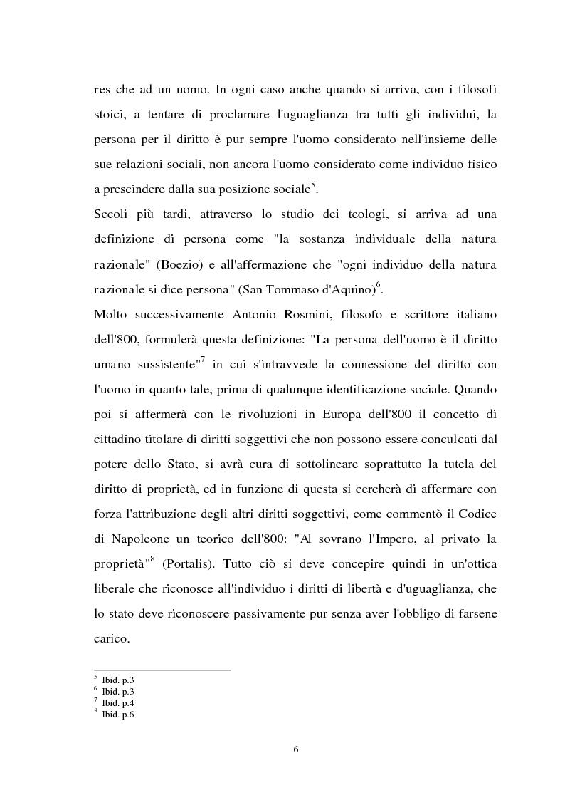 Anteprima della tesi: Diritti individuali e collettivi nella società multiculturale, Pagina 4