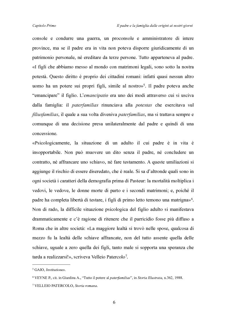 Anteprima della tesi: Il padre affidatario - Un percorso esplorativo tra nuovi assetti familiari e intrecci intergenerazionali, Pagina 10