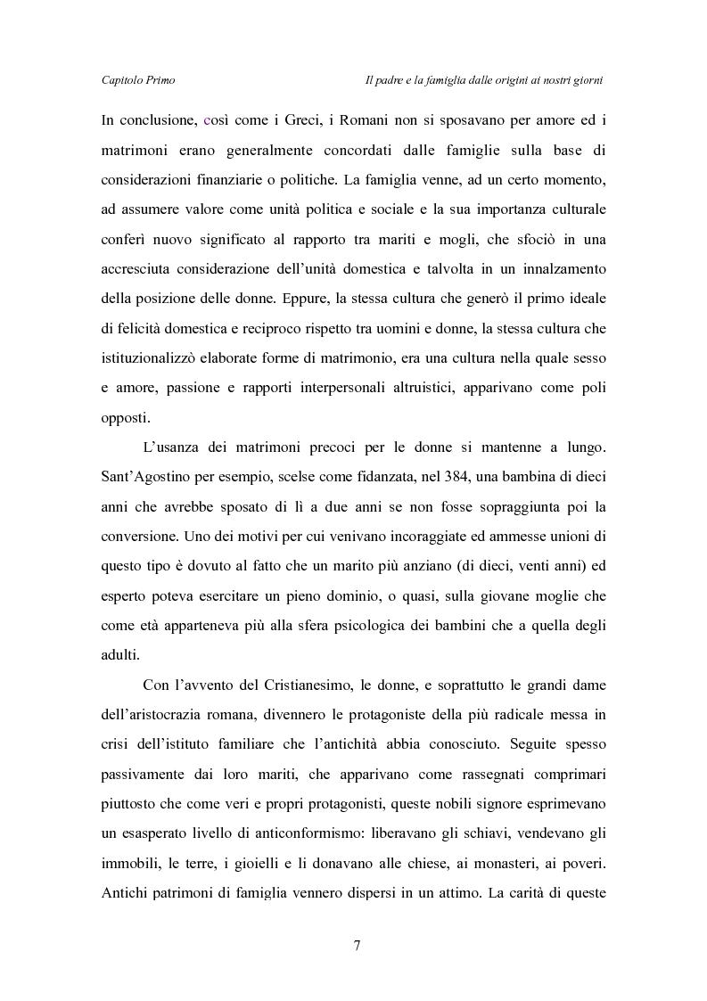 Anteprima della tesi: Il padre affidatario - Un percorso esplorativo tra nuovi assetti familiari e intrecci intergenerazionali, Pagina 11
