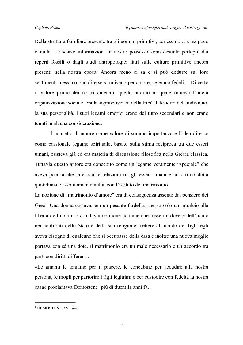 Anteprima della tesi: Il padre affidatario - Un percorso esplorativo tra nuovi assetti familiari e intrecci intergenerazionali, Pagina 6