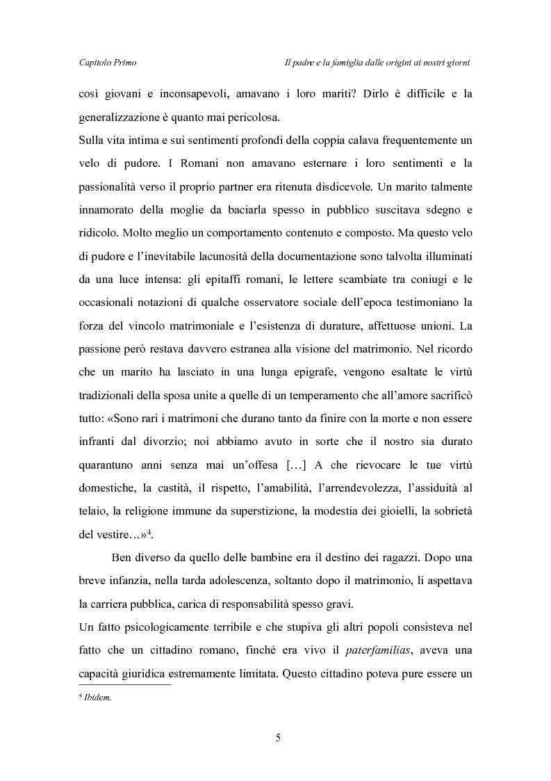 Anteprima della tesi: Il padre affidatario - Un percorso esplorativo tra nuovi assetti familiari e intrecci intergenerazionali, Pagina 9