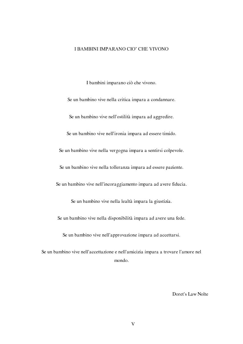 Anteprima della tesi: Disturbi del comportamento, fenomeni aggressivi e fattori di rischio. Un'indagine della corrispondenza tra letteratura e dati clinici di un'ASL del Piemonte., Pagina 5