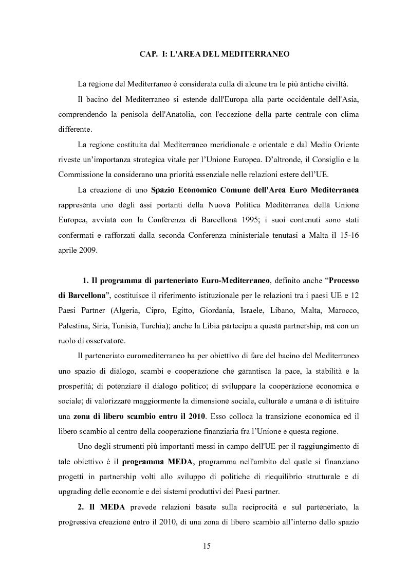 Anteprima della tesi: La valutazione del rischio paese: un'analisi dell'area Mediterranea, Pagina 7