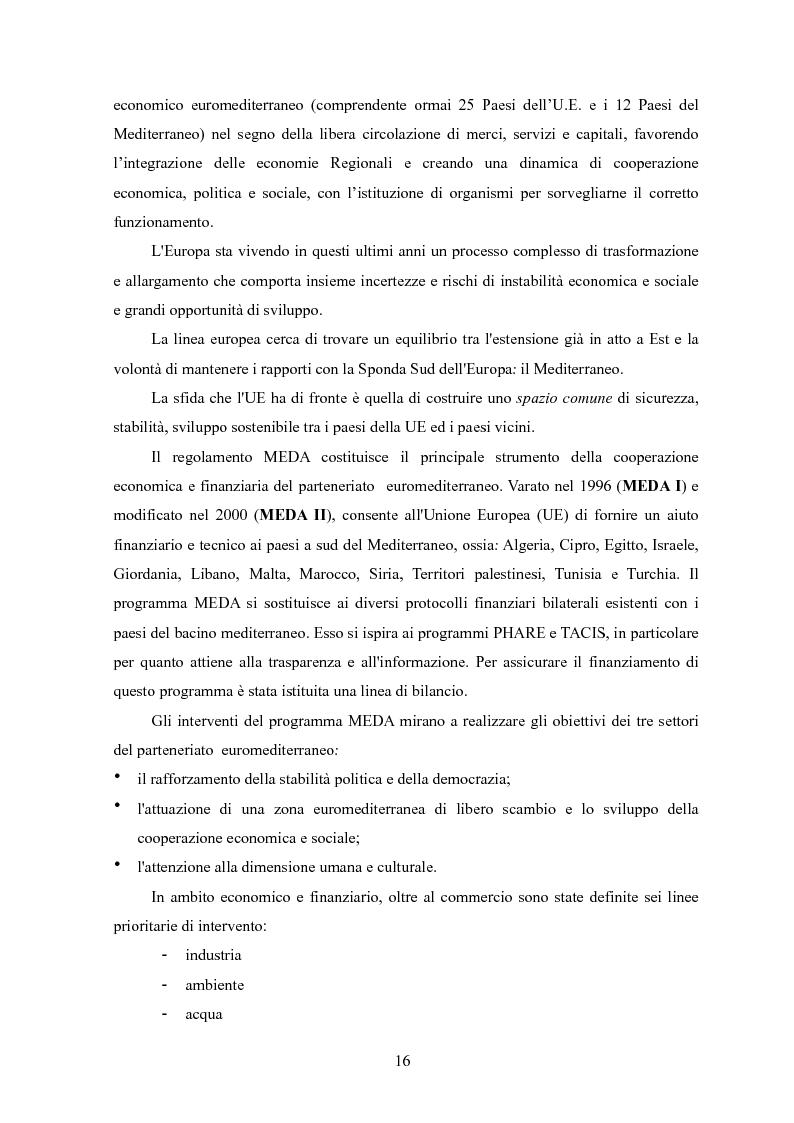 Anteprima della tesi: La valutazione del rischio paese: un'analisi dell'area Mediterranea, Pagina 8