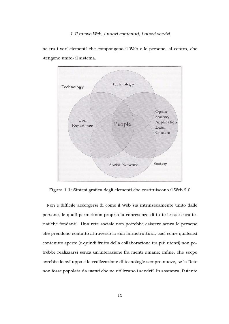 Anteprima della tesi: Problemi di affidabilità dei contenuti generati dagli utenti nel Web 2.0. Un'analisi del caso ''Wikipedia''., Pagina 10