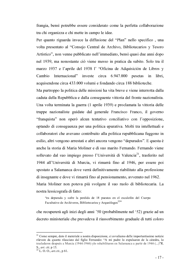 Anteprima della tesi: El diccionario de uso di Maria Moliner. Modifiche e cambiamenti dal 1967 ad oggi., Pagina 13