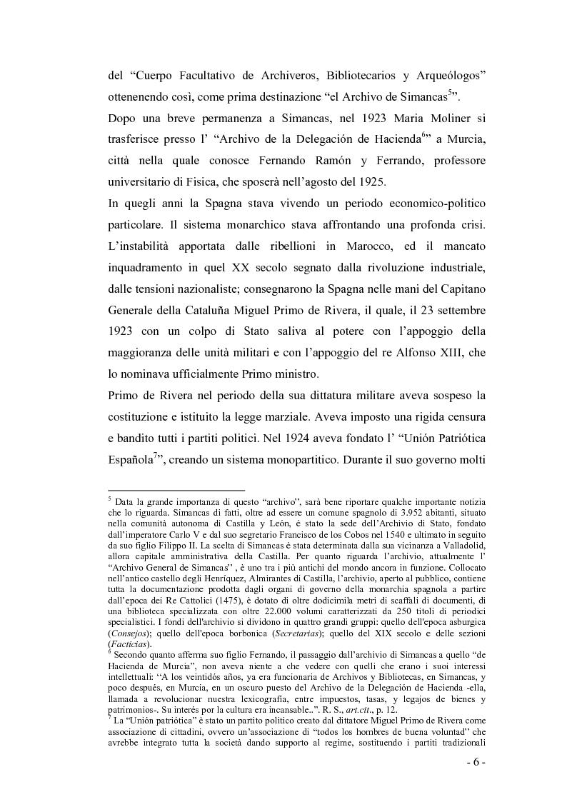 Anteprima della tesi: El diccionario de uso di Maria Moliner. Modifiche e cambiamenti dal 1967 ad oggi., Pagina 2
