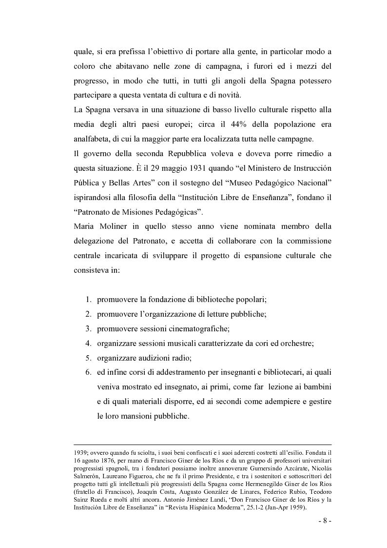 Anteprima della tesi: El diccionario de uso di Maria Moliner. Modifiche e cambiamenti dal 1967 ad oggi., Pagina 4