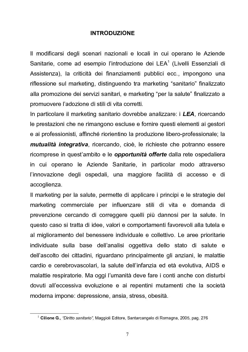 Anteprima della tesi: Marketing e pet-therapy: due discipline a sostegno del benessere individuale e collettivo, Pagina 1