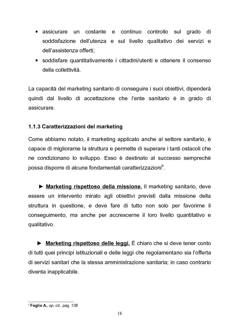 Anteprima della tesi: Marketing e pet-therapy: due discipline a sostegno del benessere individuale e collettivo, Pagina 12