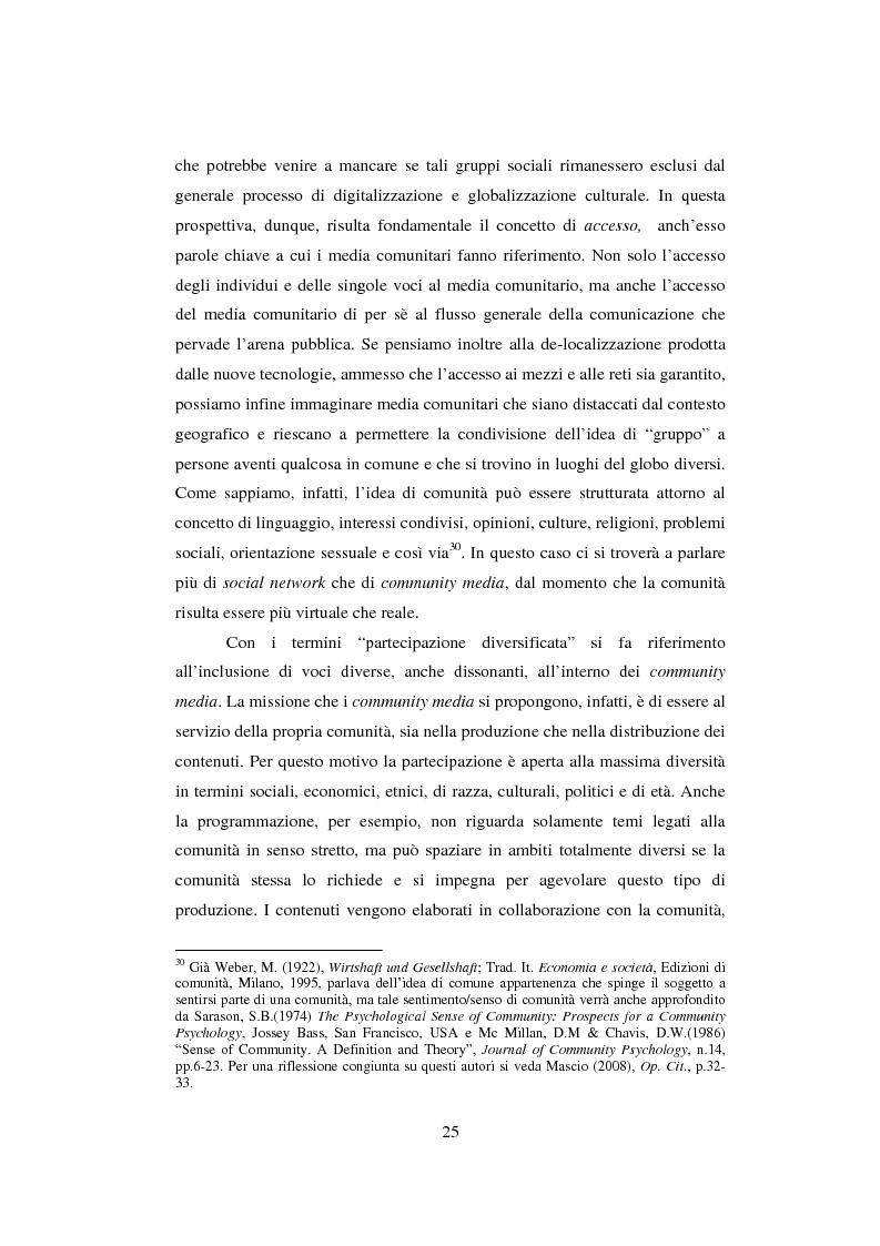 Anteprima della tesi: Student TV. Analisi del fenomeno delle televisioni gestite dagli studenti nel Nord Europa., Pagina 11
